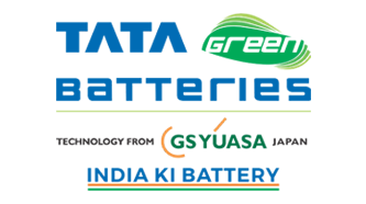 TATA Green Batteries Logo