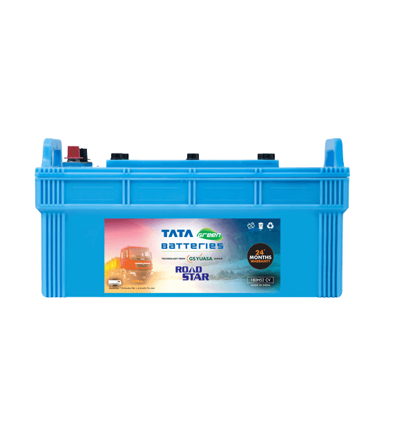 180H52 CV Roadstar Battery for Commercial Vehicle