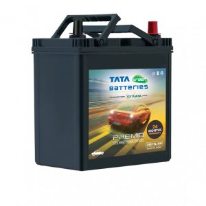 Premio 34B19L-AM Battery for Car