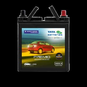 PREMIO 34B20L-M Car Battery