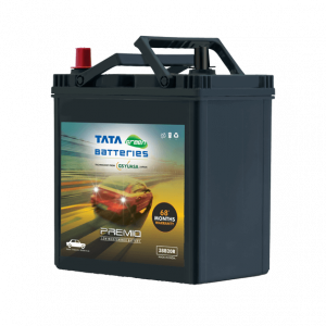 Premio 38B20R Battery for Car