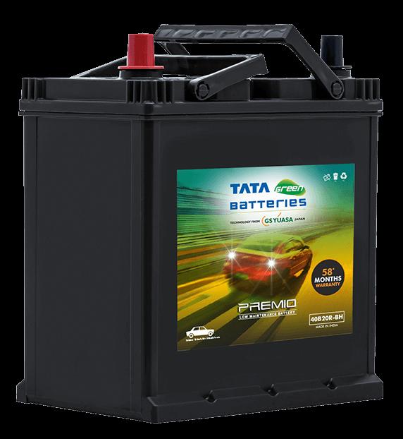 Premio 40B20R-BH Battery for Car