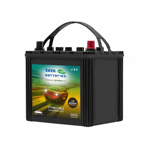 Premio 55D23L Battery for Car