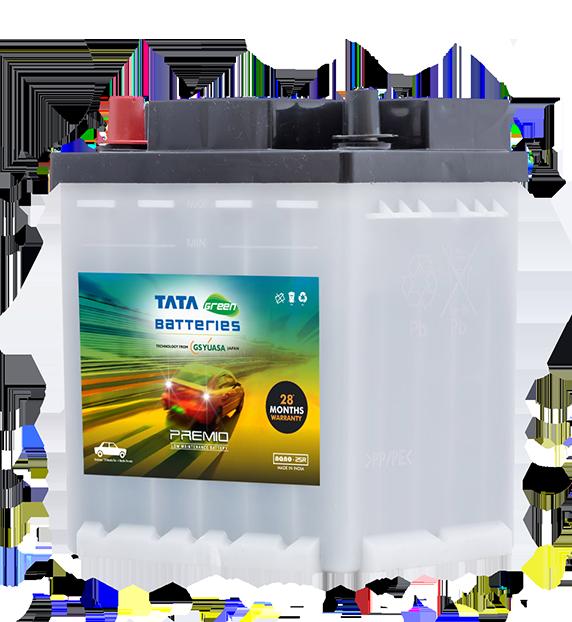PREMIO NANO - 25R Car Battery