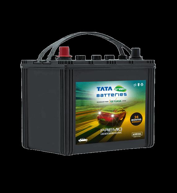 PREMIO 65D26L Car Battery