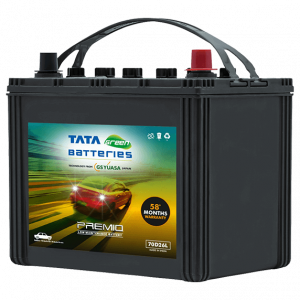 Premio 70D26L Battery for Car