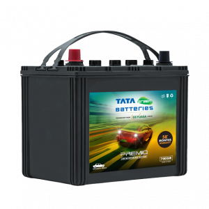 Premio 70D26R Battery for Car