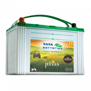 75D31RT Jeevan Battery for Tractor