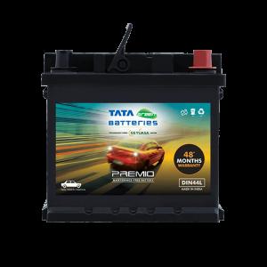 Premio DIN44L Battery for Car