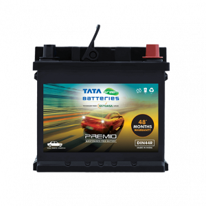 Premio DIN44R Battery for Car