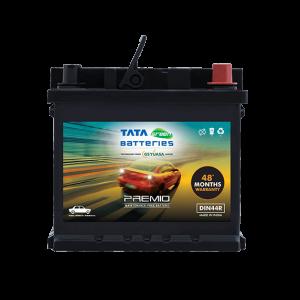 PREMIO DIN44R Car Battery