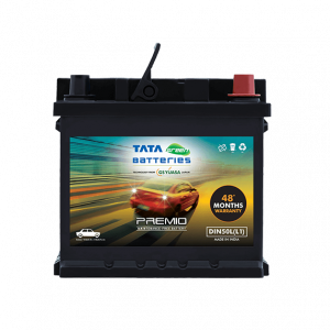 Premio DIN50L(L1) Battery for Car