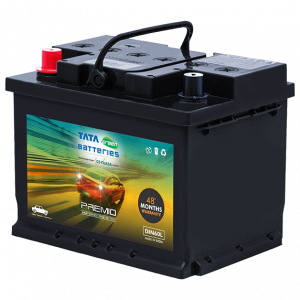 Premio DIN60L Battery for Car