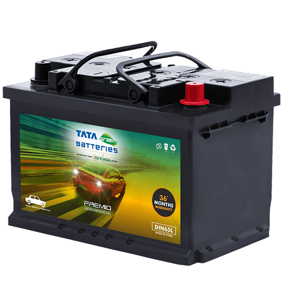 PREMIO DIN65L Car Battery