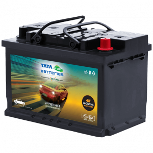 Premio DIN65L Battery for Car