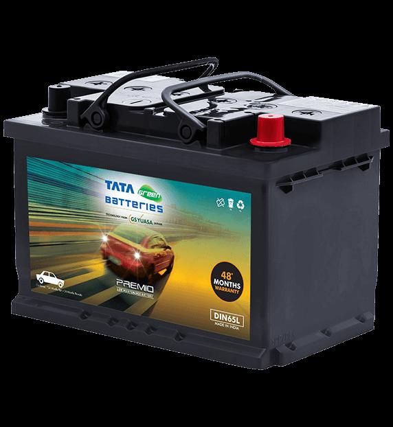 Premio DIN65L Battery for Car