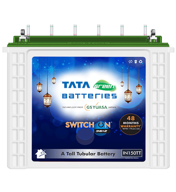 SWITCH ON IN150TT Battery for Inverter