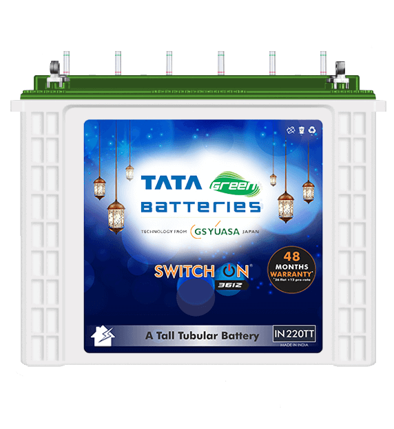 SWITCH ON IN220TT Battery for Inverter