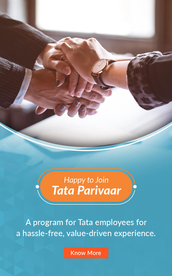Battery offer for TATA Group Employees