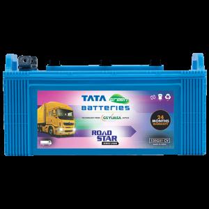 135G51CV-Roadstar Battery for Commercial Vehicle