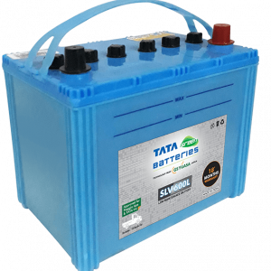 SLV600L Battery for Car, Tractor & Commercial Vehicle