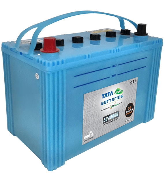 SLV 800R Battery for Car, Tractor & Commercial Vehicles