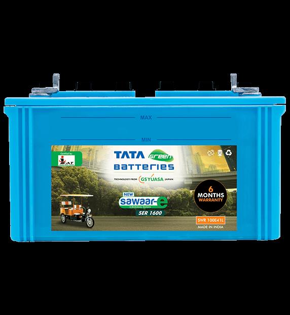 Sawaar-e 100 Ah - 6F Battery for E-Rickshaw