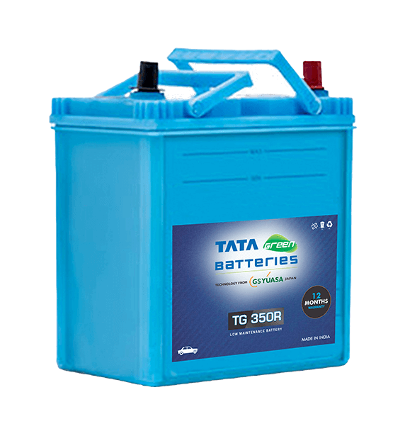 TG350R Car Battery