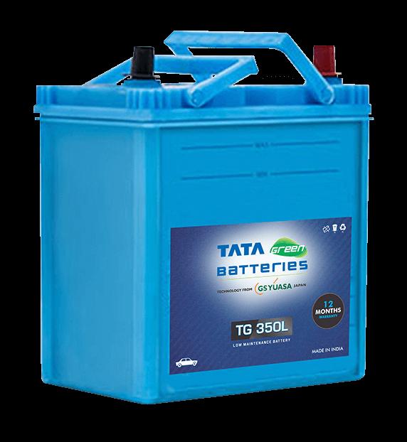 TG350L Car Battery