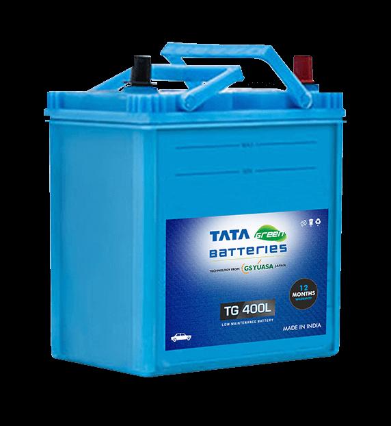 TG 400L Car Battery