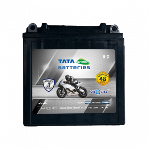 Velocity Plus TG9D Battery for Bike & Scooter