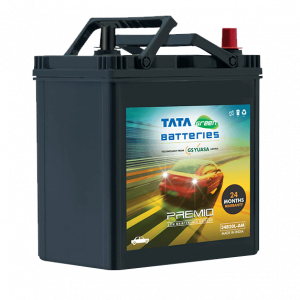 Premio 34B20L-AM Battery for Car