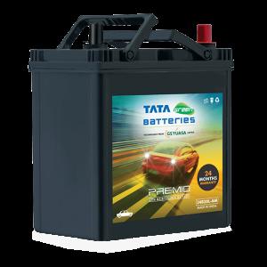 PREMIO 34B20L-AM Car Battery