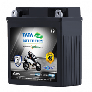Velocity Plus YT5A Battery for Bike & Scooter