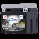 Velocity Plus YTZ4-H Battery for Bike & Scooter