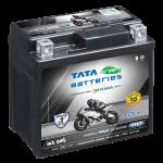 Velocity Plus YTZ7 Battery for Bike & Scooter